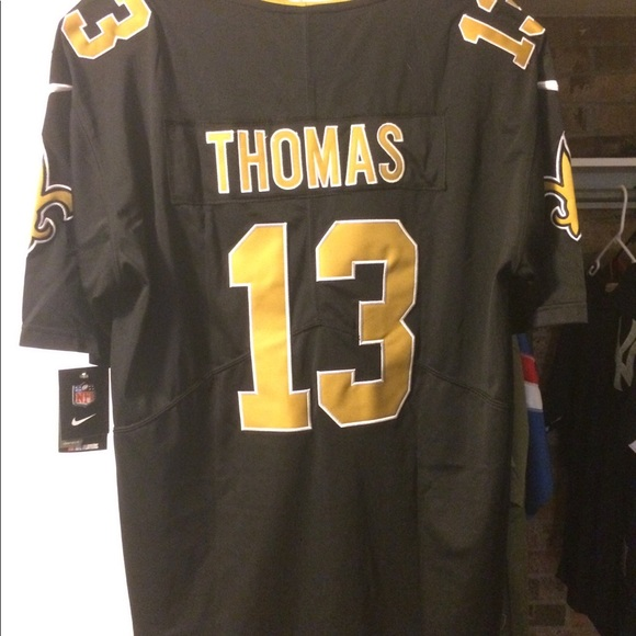 the best attitude 4a638 27631 New Orleans Saints Michael Thomas Jersey NWT